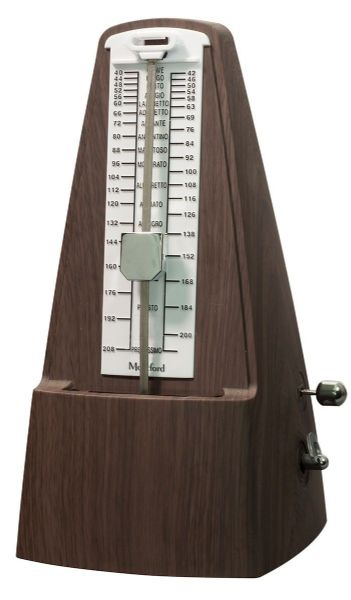 Monford  Metronome Wood Effect